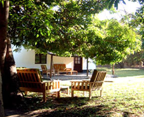 mbamba cottage view